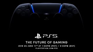 English  Ps5 - The Future Of Gaming Show