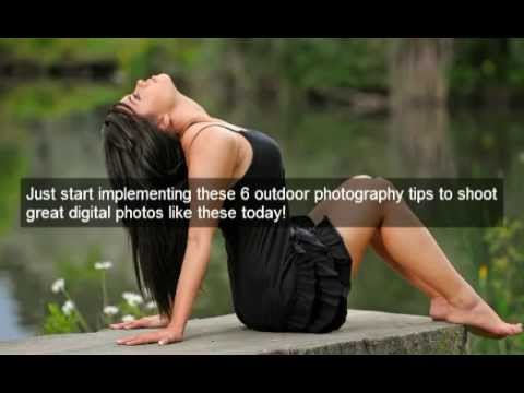 Tips For Outdoor Photography With Portrait And Camera Lighting Techniques