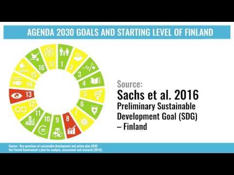 the 2030 Agenda - GAP analysis of Finland