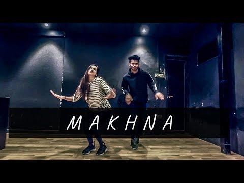 MAKHNA | Yo Yo Honey Singh | Tejas Dhoke Choreography | Team Dancefit