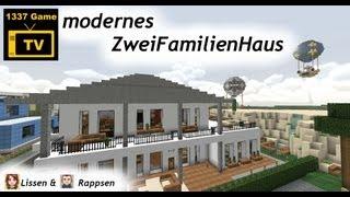 -=modernes Haus für zwei Familien=- von Lissen & Rappsen