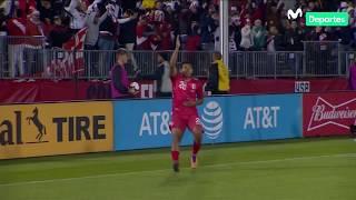 Perú vs. Estados Unidos: revive el gol del empate de Edison Flores