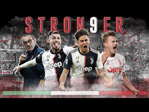 Juventus Campione d'Italia 2020 - La Cavalcata Trionfale (HD)