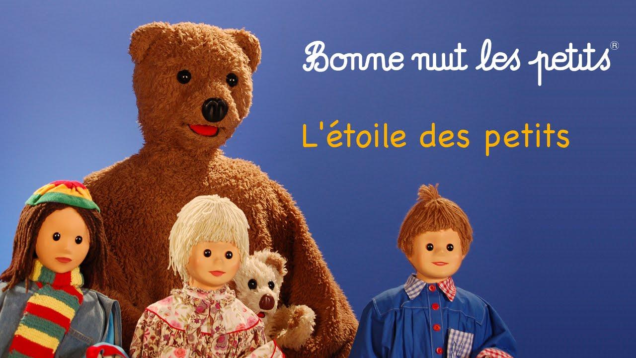Bonne Nuit Les Petits L 233 Toile Des Petits 201 Pisode 2