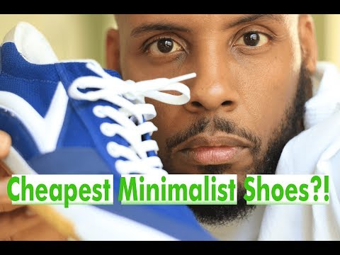 Cheapest Minimalist Shoe (Great Value)
