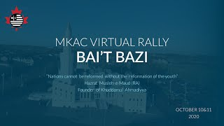 Bai't Bazi | Day 2 | National Virtual Educational Rally 2020 | MKAC
