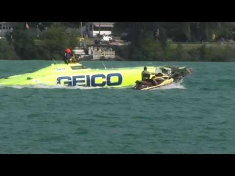 St Clair River Power Boat Classic 7/30/17