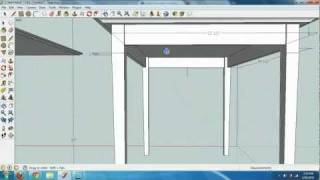 1 Creating A Table In Google Sketchup With Components