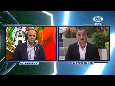 ¡El lapidario pronóstico de Fabián Estay para el México vs. Chile!
