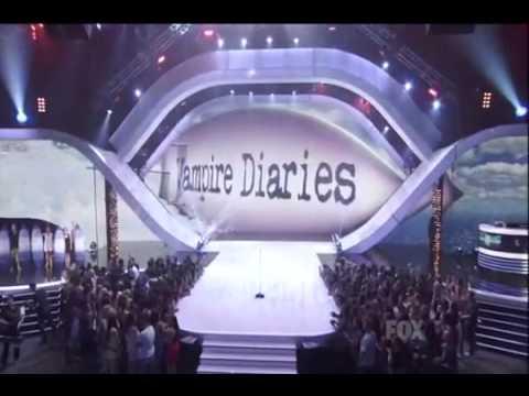 Teen Choice Awards 2011 - The Vampire Diaries
