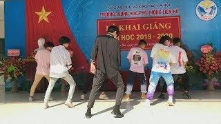 TRƯỜNG NGƯỜI TA Khai Giảng 2019 - CỰC SỐC Boys With Luv + Để Mị Nói Cho Mà Nghe +...vv