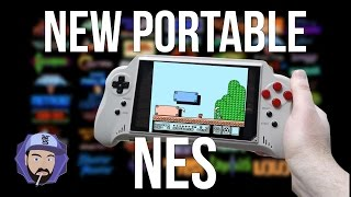 Handheld NES Coming Fall 2017 - 8-Bit Boy XL  | RGT 85