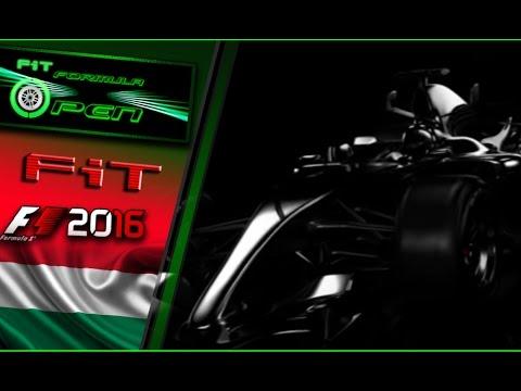 Formula Open #GP UNGHERIA Hungaroring [F1 2016] 22.02.17 - Live Streaming 1080p