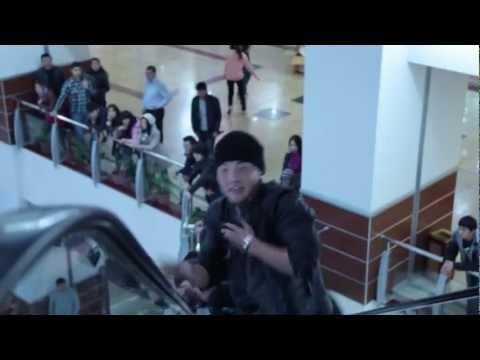 Танцевальный флэшмоб в Бишкеке в Vefa Center