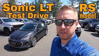 2019 Chevrolet Sonic LT RS - Test Drive