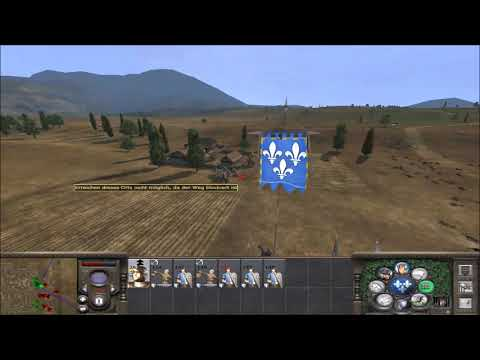 Let's Play Medieval II: Total War France(vh)#36 Schlacht um Marseille & so'n sinnloser Heldentod