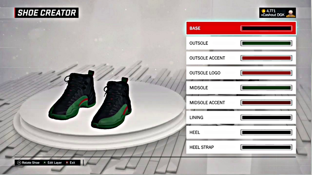 b6533b12084 GUCCI 12 SHOE TUTORIAL! CLEANEST SHOES IN 2K! MINI EDIT IN THE BEGINNING!