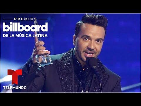 Luis Fonsi gana como Artista 'Latin Pop' del Año, Solista | Premios Billboard 2020