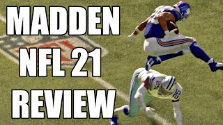 Madden NFL 21 Review - The Final Verdict (Video Game Video Review)