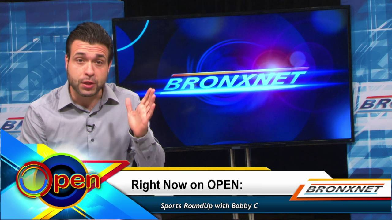 Sports Roundup with Bobby C | OPEN Friday | September 23rd, 2016