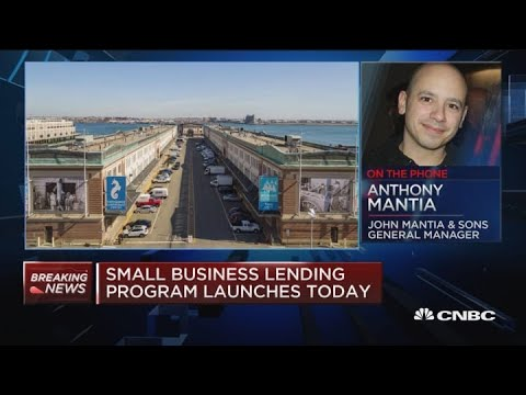 This Loan's Not Coming Through Today: Small Business Owner