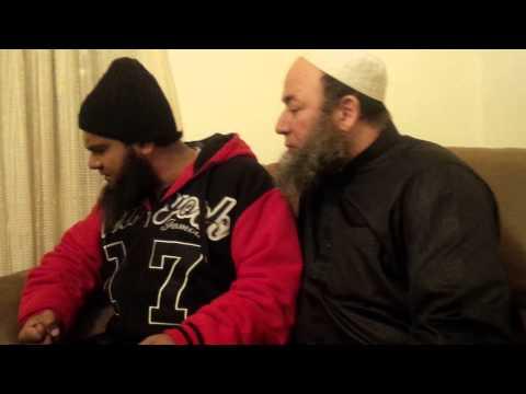Sheikh Ben Halima Jinn-Catching in Johannesburg, South Africa part1