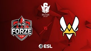 forZe vs. Team Vitality – Bo3 – Six Major Raleigh – Qualifiers – EU