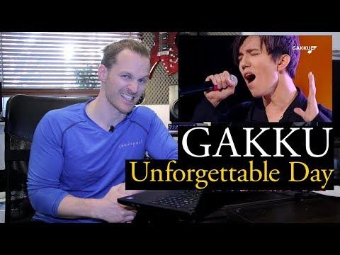 Vocal Coach Reacts to Dimash Unforgettable Day- Gakku