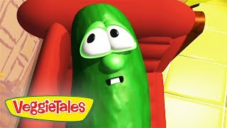 VeggieTales Silly Songs | I Love My Lips | Silly Songs With Larry Compilation | Cartoons For Kids