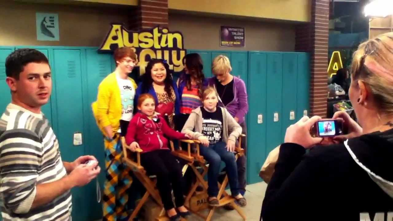 Austin And Ally Meet And Greet Youtube