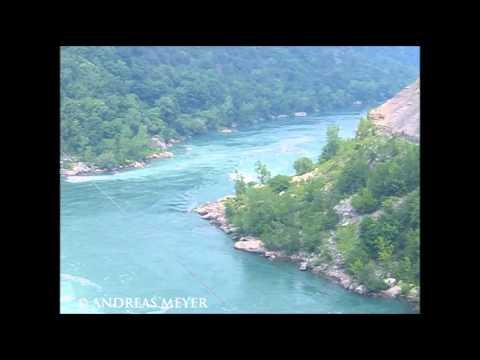 Beautiful Canada Wonderful Niagara Falls Whirlpool Aero Car Niagara River Ontario