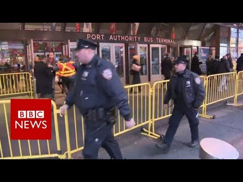 New York 'Explosion': Reports of Some Injuries   – BBC News