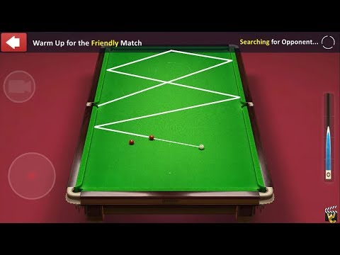 Snooker Stars Android Game Clips part 2 HD