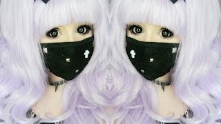 ✖  Pastel Goth Transformation! ✖