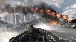 Call of Duty   Mw3 Pc [Mission 2 : Hunter Killer ] Gameplay
