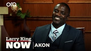 Akon: Project To Bring Electricity to Africa & Making Lady Gaga a Superstar