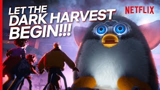 The Giant Furby Uprising! | Th…
