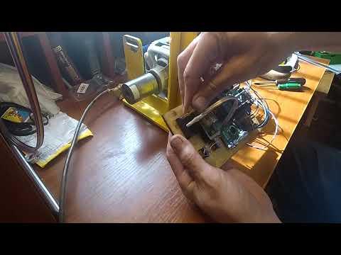 Регулятор для магнитного сепаратора. Евгений Краснодар