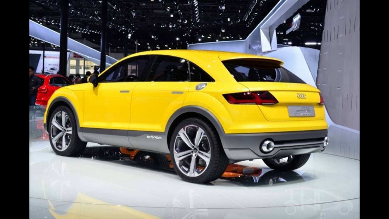 2016 audi q4; price,specs,info - youtube