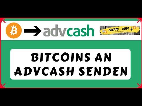 Advcash Einzahlung