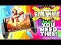 Fortnite Mobile With Controller! - (IS THIS CHEATING?)