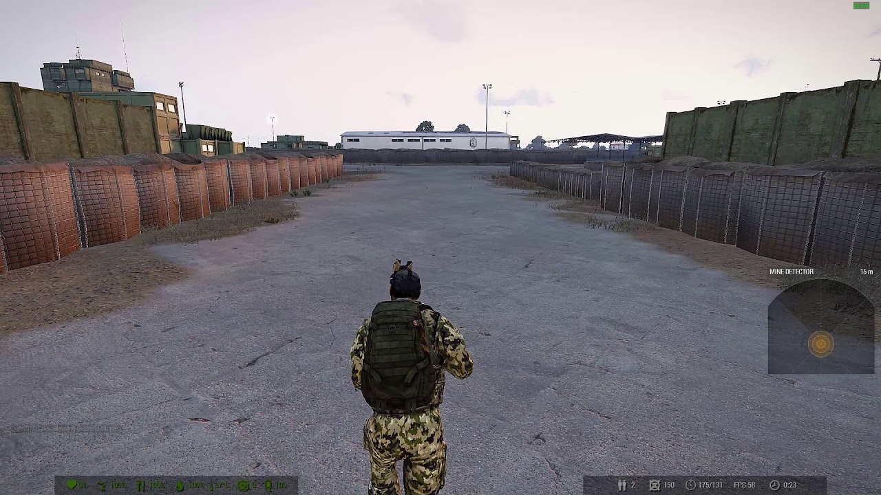 How to use the mine detector | ArmA 3