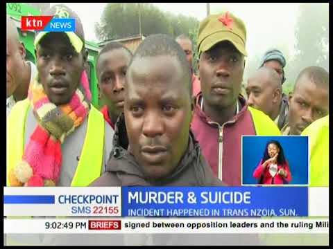 Man murders wife and later commits suicide after apparent love triangle
