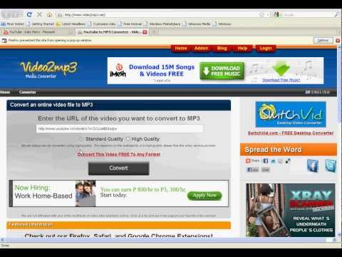how to download songs from any websites EASY!