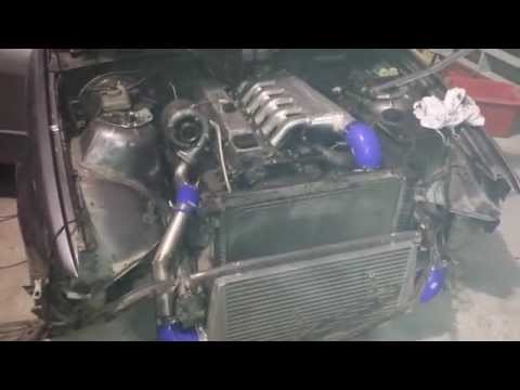 BMW 325tds  with Garrett GT2260v Variable Geometry Turbo
