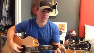 Small Town USA - Justin Moore (Beginner Guitar Lesson)