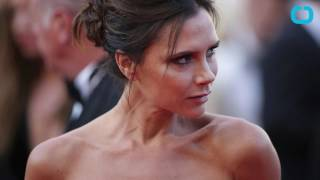 David And Victoria Beckham Retie The Knot