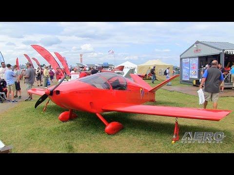 Aero-TV: Building A New Aviation Dynasty - Sonex Aircraft At Oshkosh 2016