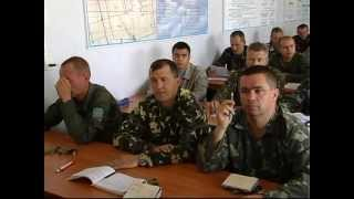Лётно-методический сбор. Николаев