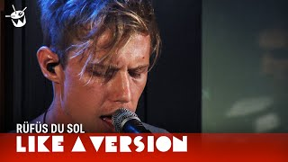 RÜFÜS DU SOL cover Foals 'My Number' and Booka Shade 'Charlotte' for Like A Version